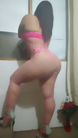 Ikranur sex club in Raleigh North Carolina & incall escort